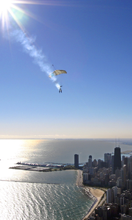 chicagodemo sky dive